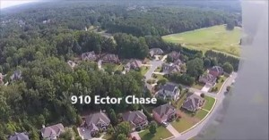 910 ECTOR CHASE AERIAL VIDEO