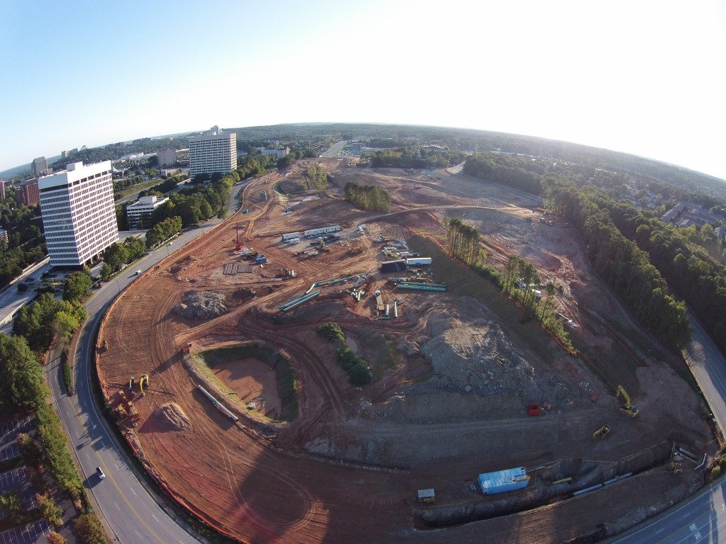 New Atlanta Braves Stadium Suntrust Park Cobb County 10-6-14