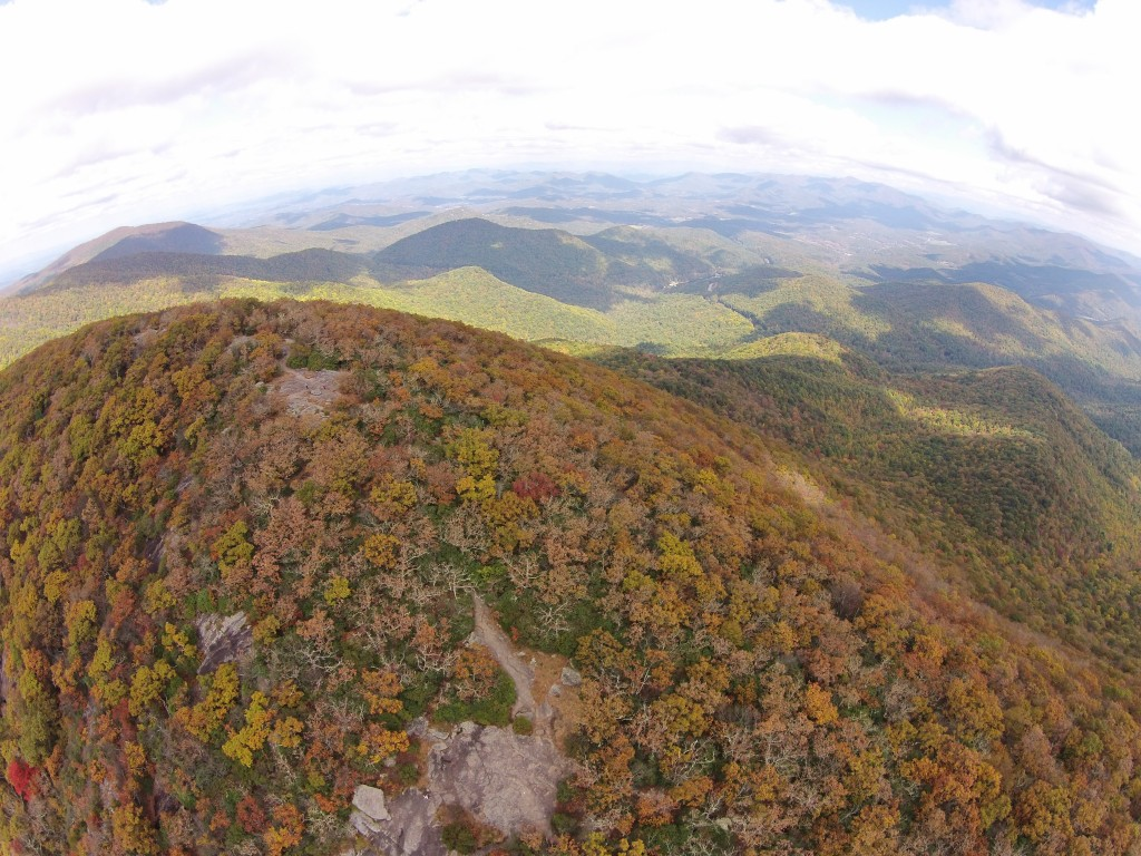Blood Mountain Blairsville GA Drone Video