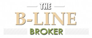 The B-Line Broker Logo Craig Designed