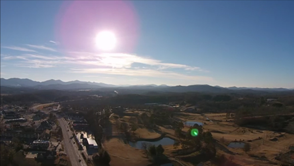 Blairsville Georgia Drone Video