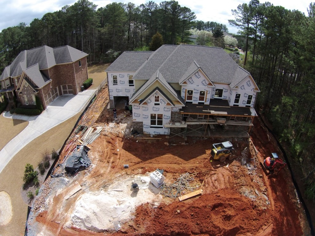 New Home in East Cobb