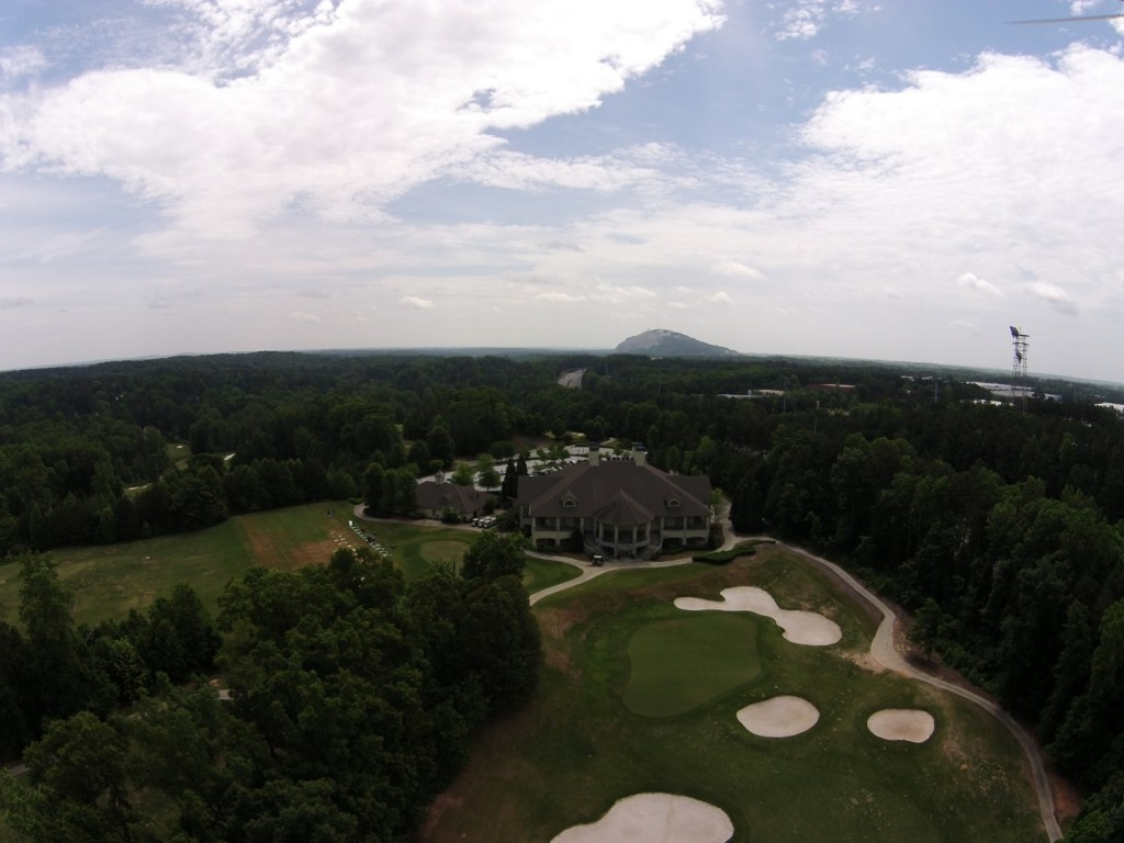 Smoke Rise Golf Course Drone Video