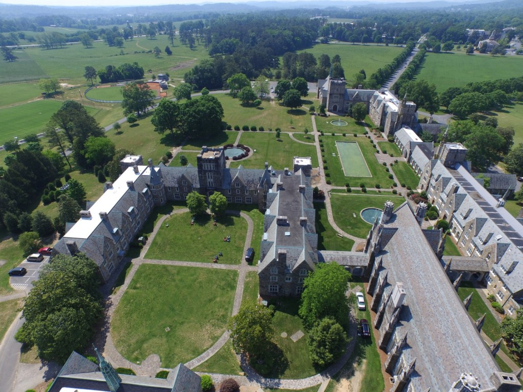 Berry College Phantom 3 Drone Video