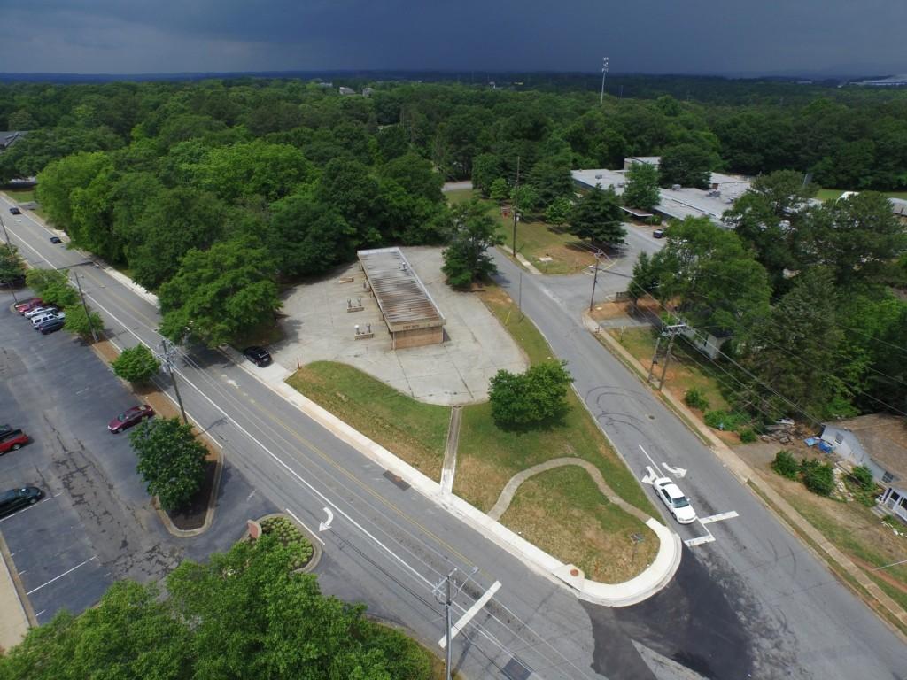 Smyrna Georgia Commercial Lot For Sale