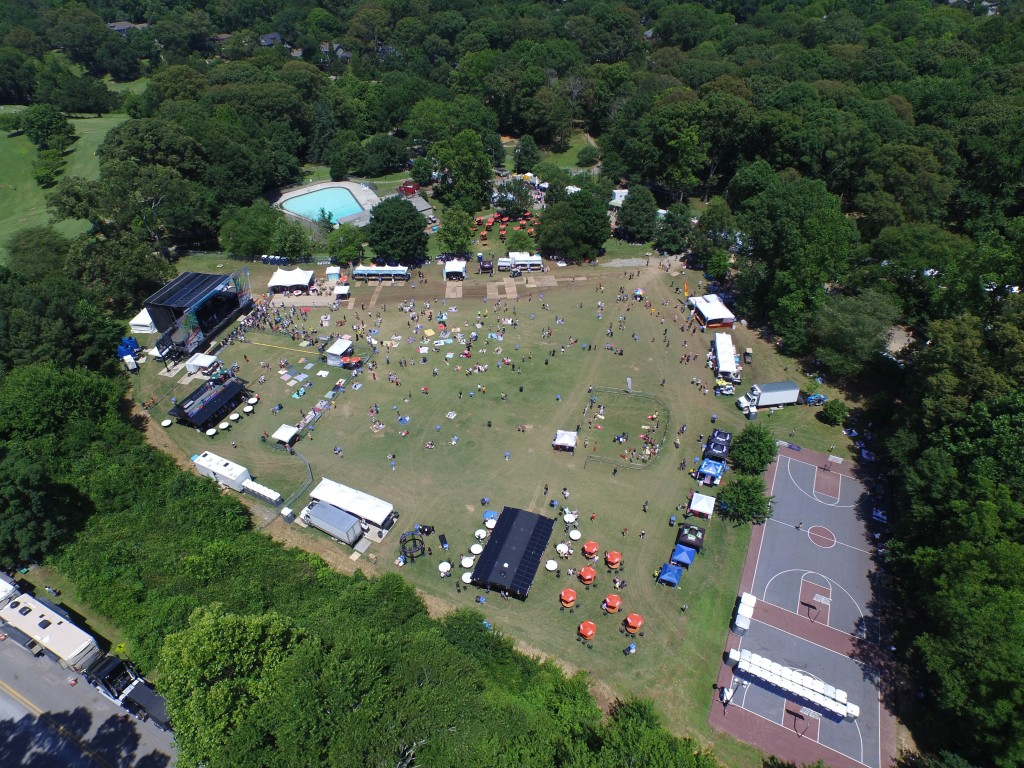 Candler Park Music and Food Festival