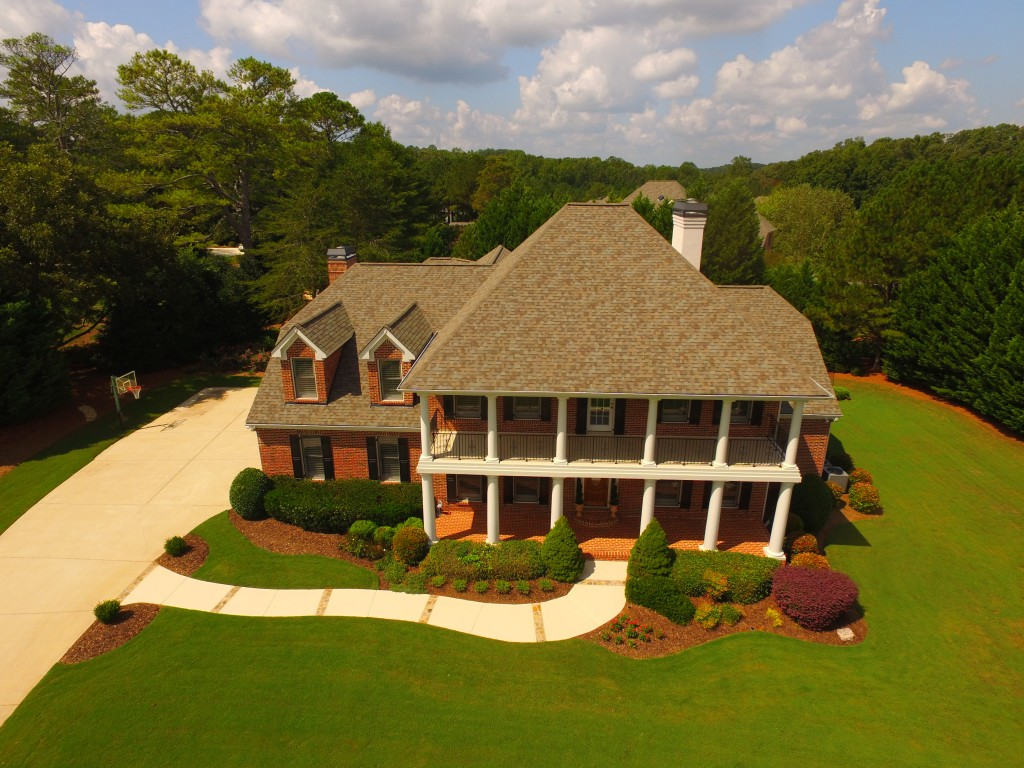 West Cobb Homes Drone Video
