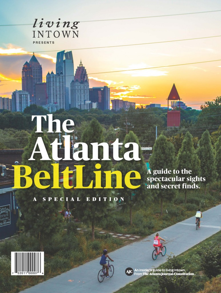 Free Copy of the Atlanta BeltLine Guide - The B-Line Broker
