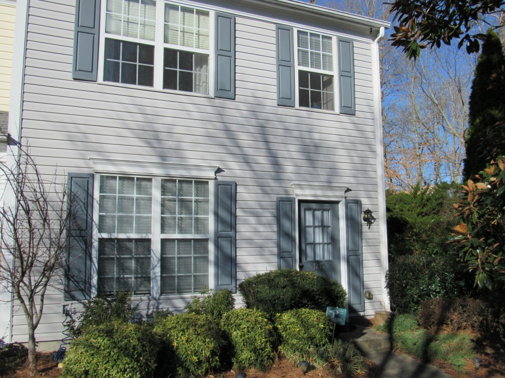 Renovated Alpharetta Townhome